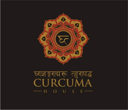 Curcuma House A Logo, Monogram, or Icon  Draft # 269 by otakatik