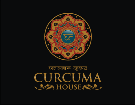 Curcuma House A Logo, Monogram, or Icon  Draft # 270 by otakatik