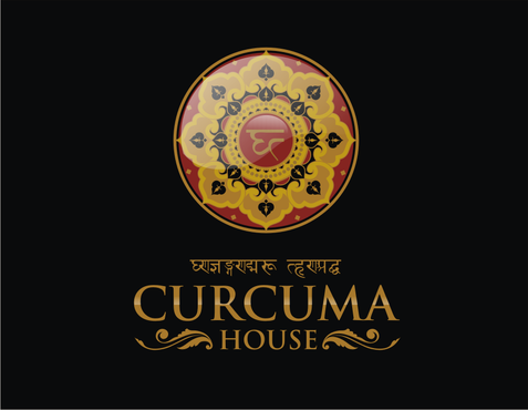 Curcuma House A Logo, Monogram, or Icon  Draft # 271 by otakatik