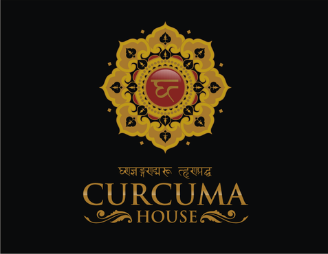 Curcuma House A Logo, Monogram, or Icon  Draft # 272 by otakatik
