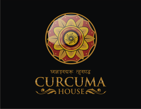 Curcuma House A Logo, Monogram, or Icon  Draft # 273 by otakatik
