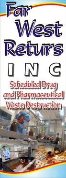 Scheduled Drug and Pharmaceutical Waste Destruction Marketing collateral  Draft # 26 by dewii