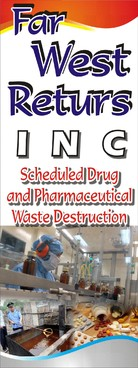 Scheduled Drug and Pharmaceutical Waste Destruction Marketing collateral  Draft # 27 by dewii