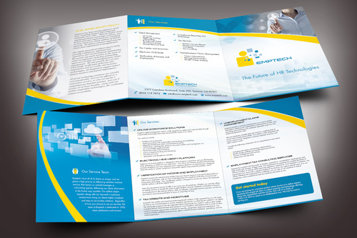Emptech Congress Expo Brochure