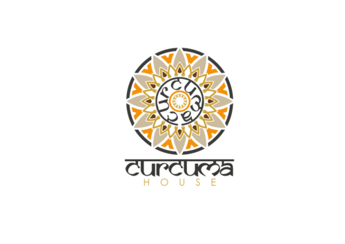 Curcuma House A Logo, Monogram, or Icon  Draft # 347 by CyberGrap