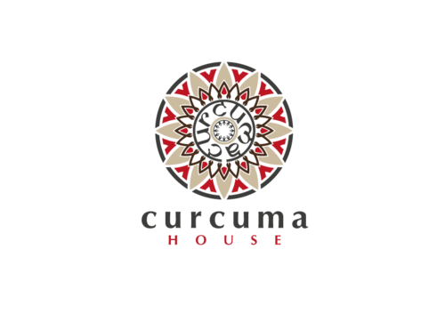 Curcuma House A Logo, Monogram, or Icon  Draft # 348 by CyberGrap