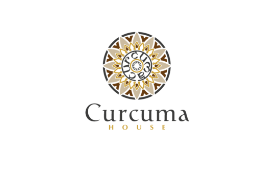Curcuma House A Logo, Monogram, or Icon  Draft # 351 by CyberGrap