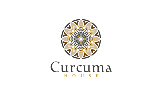 Curcuma House A Logo, Monogram, or Icon  Draft # 352 by CyberGrap