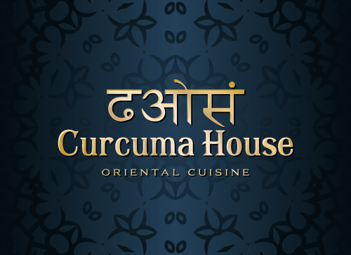 Curcuma House A Logo, Monogram, or Icon  Draft # 487 by JohnGale