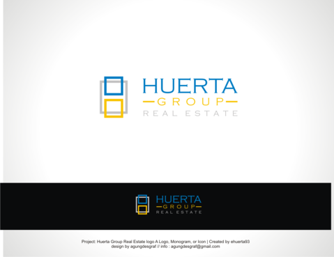 Huerta A Logo, Monogram, or Icon  Draft # 180 by agungdesgraf
