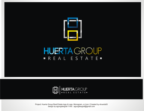 Huerta A Logo, Monogram, or Icon  Draft # 283 by agungdesgraf