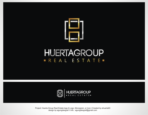 Huerta A Logo, Monogram, or Icon  Draft # 285 by agungdesgraf