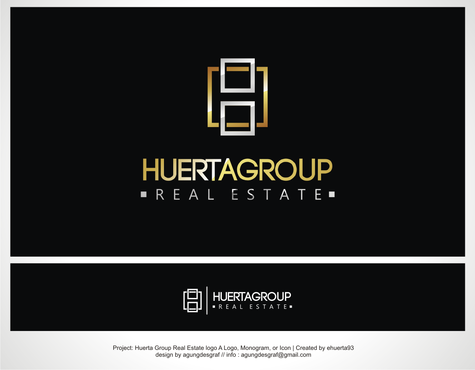 Huerta A Logo, Monogram, or Icon  Draft # 349 by agungdesgraf