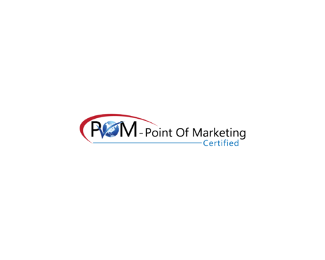 POM - Point Of Marketing A Logo, Monogram, or Icon  Draft # 35 by uniquelogo