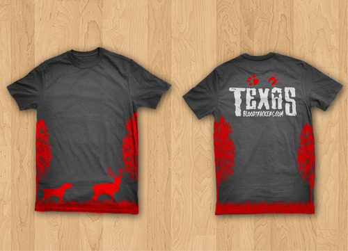 Texas Blood Trackers Other  Draft # 18 by ts3d2d