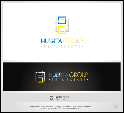 Huerta A Logo, Monogram, or Icon  Draft # 466 by agungdesgraf