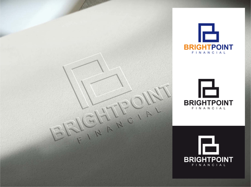 BrightPoint Financial A Logo, Monogram, or Icon  Draft # 693 by tomovart