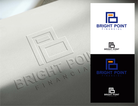 BrightPoint Financial A Logo, Monogram, or Icon  Draft # 694 by tomovart