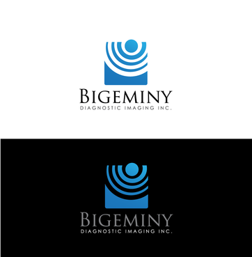 Bigeminy Diagnostic Imaging Inc. A Logo, Monogram, or Icon  Draft # 1 by InventiveStylus