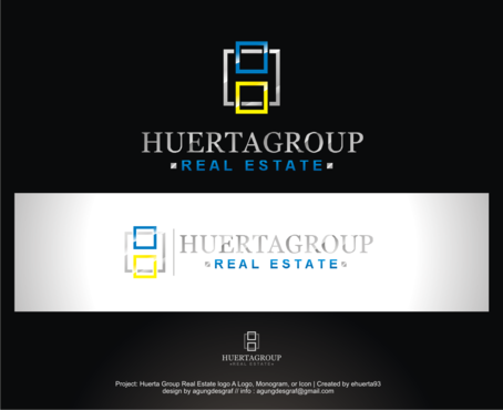 Huerta Logo Winning Design by agungdesgraf