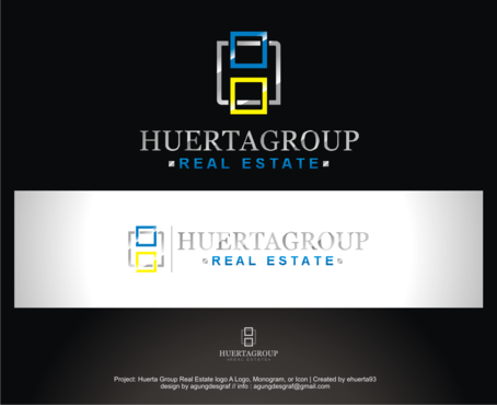 Huerta A Logo, Monogram, or Icon  Draft # 777 by agungdesgraf