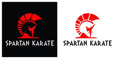 spartan karate logo by angel1 rh zilliondesigns com karate logo images karate gosport fareham