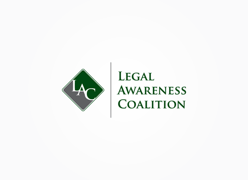 Legal Awaeness Coalition A Logo, Monogram, or Icon  Draft # 4 by Sacril