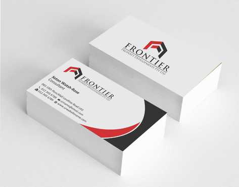 Letterhead, Business Cards, Email Signatures, Envelopes & With Compliments Slips Business Cards and Stationery  Draft # 139 by Dawson