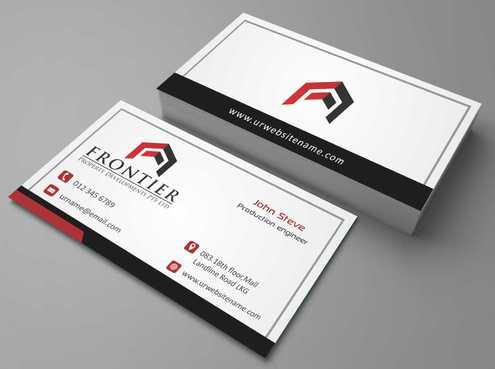 Letterhead, Business Cards, Email Signatures, Envelopes & With Compliments Slips Business Cards and Stationery  Draft # 227 by DesignBlast