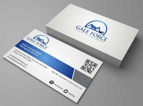 Business cards Business Cards and Stationery  Draft # 158 by DesignBlast