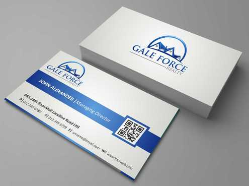 Business cards Business Cards and Stationery  Draft # 159 by DesignBlast