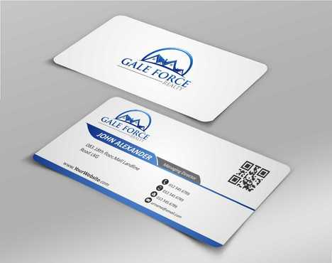 Business cards Business Cards and Stationery  Draft # 160 by DesignBlast