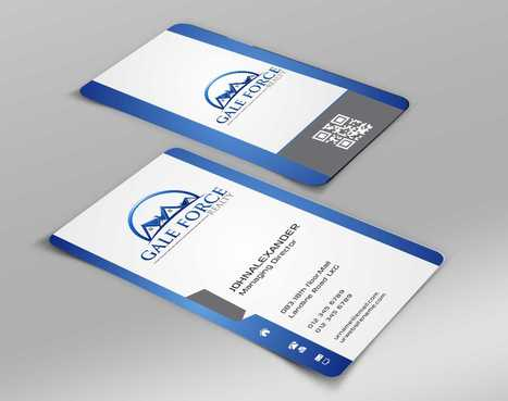 Business cards Business Cards and Stationery  Draft # 161 by DesignBlast