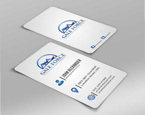Business cards Business Cards and Stationery  Draft # 162 by DesignBlast
