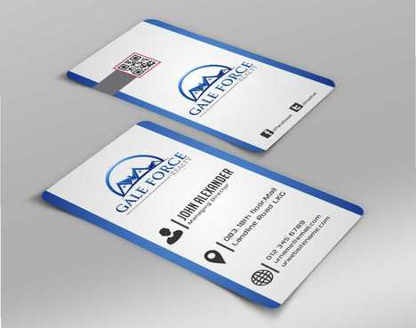 Business cards Business Cards and Stationery  Draft # 163 by DesignBlast