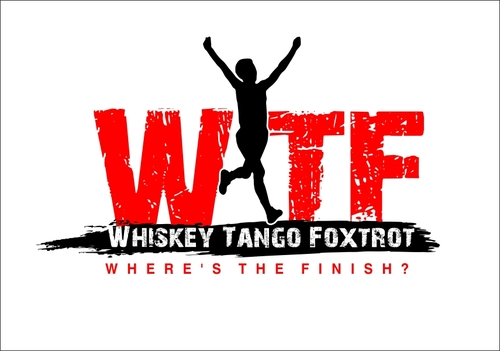 "Group name is ""WTF"" Whiskey Tango Foxtrot"