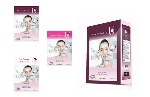 Acne solutions by U, Pigment solutions by U,  Sun Damage solutions by U Other  Draft # 13 by opartdesign