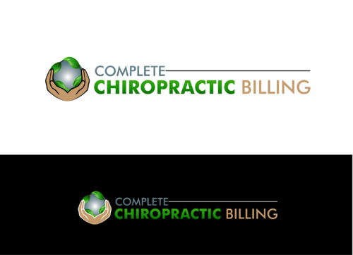 Complete Chiropractic Billing A Logo, Monogram, or Icon  Draft # 2 by jonsmth620