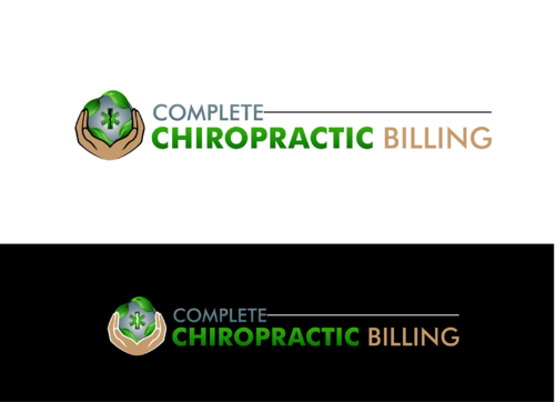 Complete Chiropractic Billing A Logo, Monogram, or Icon  Draft # 3 by jonsmth620