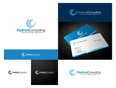 Hydros Consulting A Logo, Monogram, or Icon  Draft # 537 by noeva