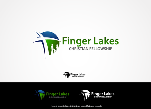 Finger Lakes Christian Fellowship A Logo, Monogram, or Icon  Draft # 69 by hands4art