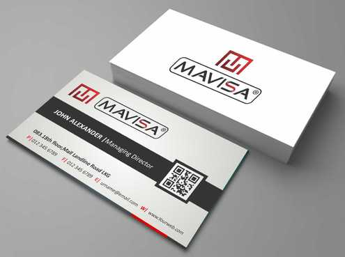 Mavisa GmbH Business Cards and Stationery  Draft # 84 by Dawson