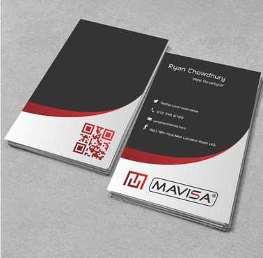 Mavisa GmbH Business Cards and Stationery  Draft # 96 by Dawson