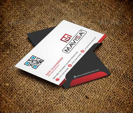 Mavisa GmbH Business Cards and Stationery  Draft # 105 by Dawson