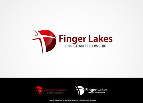 Finger Lakes Christian Fellowship A Logo, Monogram, or Icon  Draft # 83 by hands4art