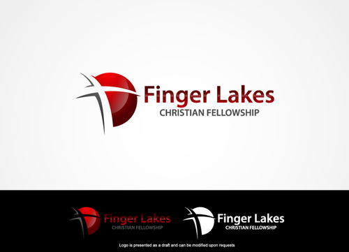 Finger Lakes Christian Fellowship A Logo, Monogram, or Icon  Draft # 84 by hands4art