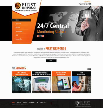 Complete Website design Complete Web Design Solution  Draft # 23 by timefortheweb