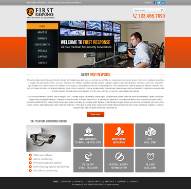 Complete Website design Complete Web Design Solution  Draft # 24 by timefortheweb