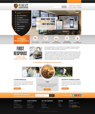 Complete Website design Complete Web Design Solution  Draft # 26 by timefortheweb
