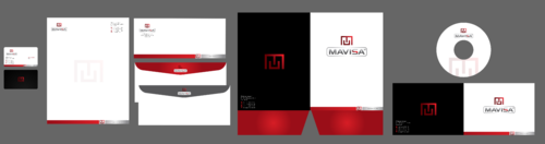 Mavisa GmbH Business Cards and Stationery  Draft # 172 by Xpert